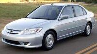 Honda Civic признан самым неудачным автомобилем