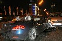 Пьяный священник на спорткаре BMW устроил ДТП в центре Москвы