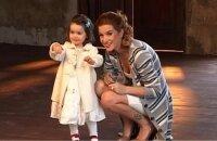 Ксения Бородина сообщила, что отдаст дочь на гимнастику
