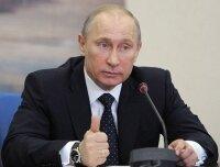 Путин поручил разработать пути решения транспортных проблем Москвы