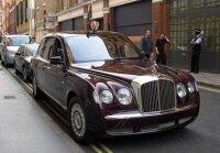 Британская королева Елизавета II начала поиски нового водителя через Интернет