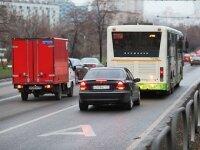Восемнадцать новых выделенных полос введут в Москве в течение двух лет