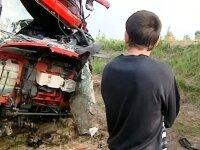 В ДТП в Подмосковье погиб сотрудник правоохранительных органов