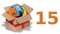 Mozilla выпустила браузер Firefox 15