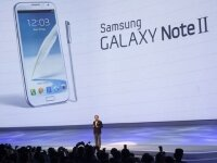 Samsung представил Galaxy Note второго поколения