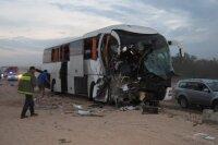 В Турции в результате аварии пассажирского автобуса и грузовика погибла российская туристка