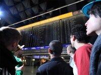 Забастовка в аэропорту Франкфурта вызвала хаос