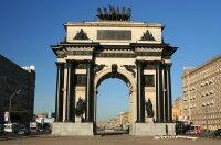 Сегодня состоится открытие Триумфальной арки после реставрации