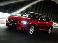 Mazda6 универсал появится на парижском автосалоне в конце сентября