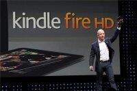 Amazon анонсировала Kindle Fire HD
