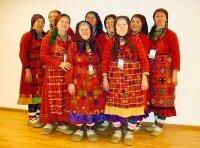 «Бурановские бабушки» выступили перед участниками саммита АТЭС во Владивостоке