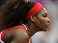 Серена Уильямс выиграла кубок US Open у Виктории Азаренко