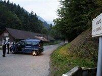 Убийца во французских Альпах действовал один