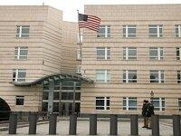 Американское консульство в Берлине эвакуировали