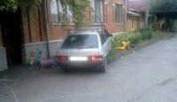 Угнавший автомобиль подросток из Владикавказа сбил двух детей