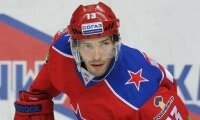 Хоккеист Дацюк принес победу ЦСКА в матче со «Спартаком»