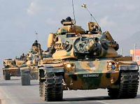 Турция готова к войне с Сирией
