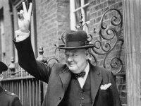 В Интернете доступен полный архив Черчилля
