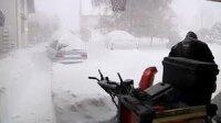 Зима в октябре: Франция страдает от снега и ветра