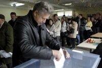 В Литве на выборах побеждает оппозиция