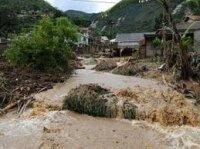 На западе Хорватии продолжается масштабное наводнение