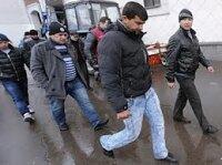 Берлин: протест азиатских иммигрантов