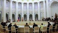 Лидеры украинской оппозиции встретились с главой ЦИК