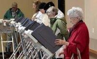 Технические и организационные проблемы голосования в США