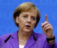 Меркель хочет, чтобы немки сидели дома с детьми