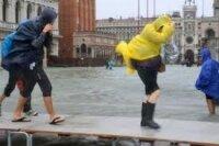 Венеция: три четверти города под водой