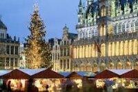 Новая елка в Брюсселе возмутила жителей