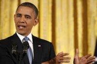 """Пресс-конференция Обамы: от """"фискальной пропасти"""" к делу Петреуса"""