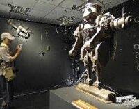 В Португалии открылась выставка экспонатов из океанического мусора