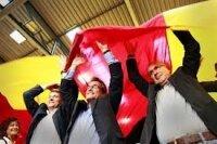 Напряженные выборы в Каталонии
