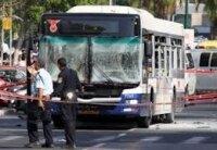 В Израиле арестовали предполагаемого организатора взрыва автобуса в Тель-Авиве