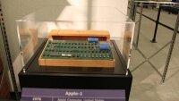 Компьютер Apple-1 1976 года выпуска ушел с молотка более чем  за 400 тыс евро