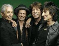 The Rolling Stones отмечают 50 лет на сцене