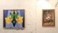 Выставка художника Ефремова в Барнауле закрыта