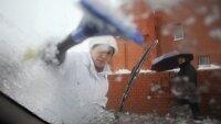 ГИБДД Москвы советует водителям отказаться от поездок