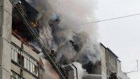 Установлены личности погибших при взрыве в томской многоэтажке
