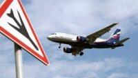 Аэропорты Воронежа и Липецка отправили все ранее задержанные из-за тумана рейсы