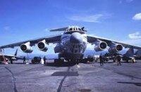 В Конго разбился Ил-76