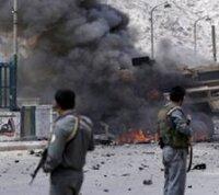 Афганистан: нападение талибов на военную базу США