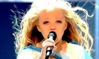 Победитель детского Евровидения-2012 Настя Петрик из Украины