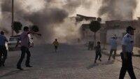 Сирийские снаряды снова залетели в Турцию