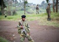 Армия Конго вернулась в город Гома