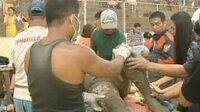 Число жертв тайфуна Бофа на Филиппинах превысило 500 человек