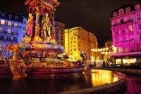 Фестиваль света в Лионе: магия огней, архитектуры и музыки