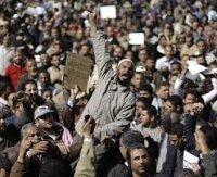 Каир: похороны исламистов превратились в демонстрацию