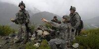 Афганистан: в ходе спецоперации погиб солдат США